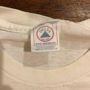 Vintage Shirts - Vintage Houston running shirt